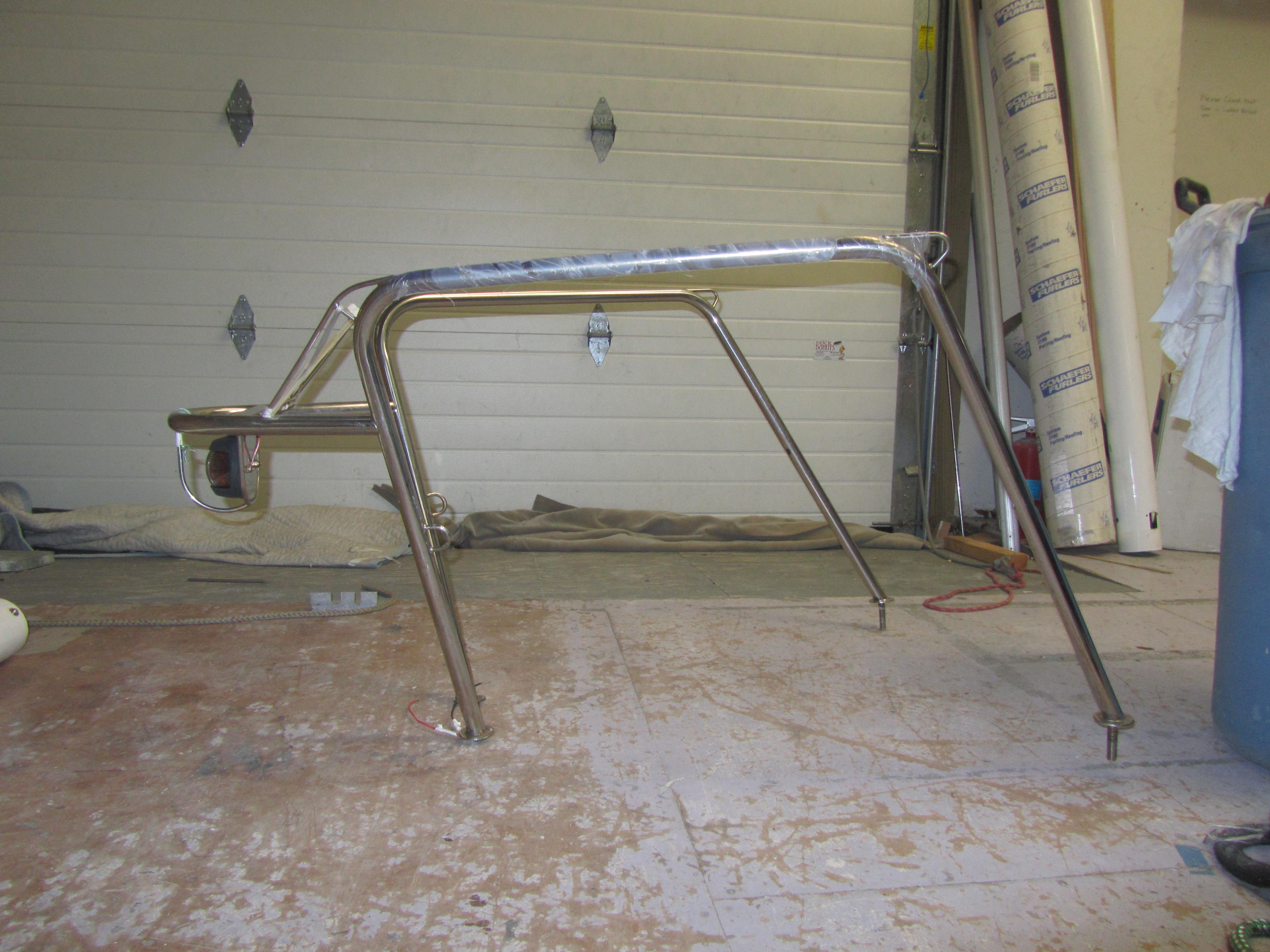 bow rail